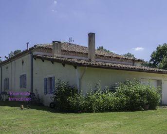 Gersoise rénovée sur 3.800 m2