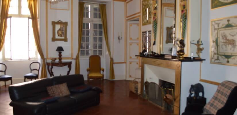 Bel hotel particulier de charme avec patio, cour intérieure,jardin intime et dépendances
